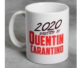 Кружка «Quentin carantino»