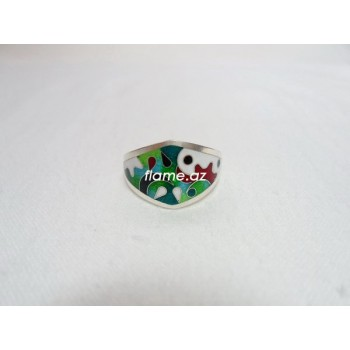 """Кольцо """"CARNATION"""" Минанкари (серебро 925)"""