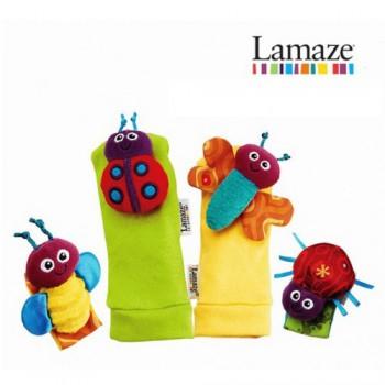 """Развивающие игрушки для детей Lamaze """"Насекомые"""""""