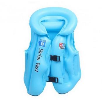Детский надувной плавательный жилет