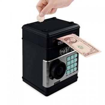 Оригинальные деньги daxılı-сейф код qıfılla (купюры были номиналом и qıpiklər)