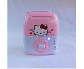 Сейф-чемодан Hello Kitty с кодовым замком (для купюр и монет)