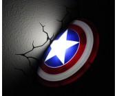 Пробивной светильник «Капитан Америка»