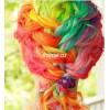Пастельные мелки для волос (набор 24 шт.)