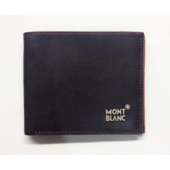 Мужской портмоне Mont Blanc (реплика)