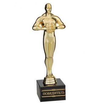 """Статуэтка Оскар """"Победитель. За высокие достижения"""""""