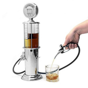 Диспенсер для алкогольных напитков «Бензоколонка»
