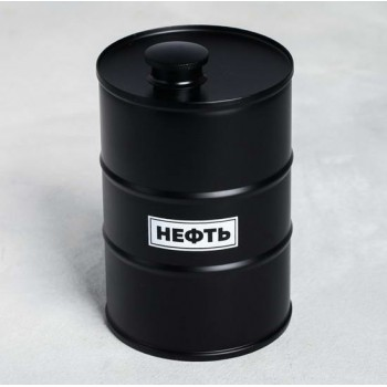 Оригинальная фляжка «Нефть», 700 мл