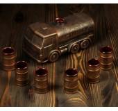 "Набор для вина ""Спиртовоз"" (7 предметов)"
