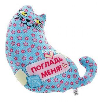 """Мягкая игрушка-антистресс """"Погладь меня"""" и """"Ля-мурр"""""""