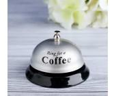 """Звонок настольный """"Ring for a cofee"""""""