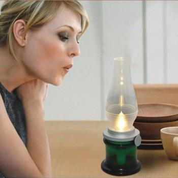 """Прикольная лампа LED """"Керосинка"""""""