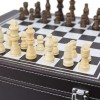 Набор подарочный Шкатулка для вина + шахматы