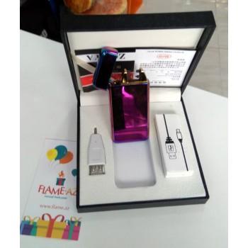 Зажигалка USB электроимпульсивная
