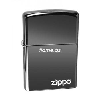 Зажигалка классическая Zippo Black Ice W