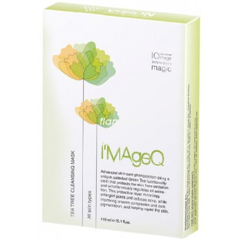 Эксклюзивная очищающая маска I'MAgeQ