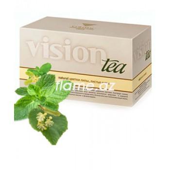 Травяной чай Липа и мята (Vision)