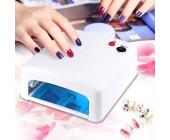 Светодиодная ультрафиолетовая лампа для ногтей