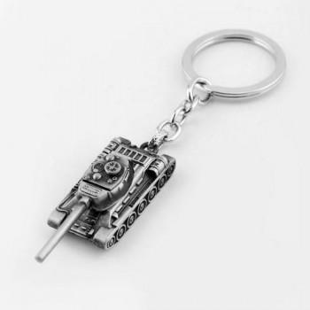 Металлический брелок World of Tanks T-34