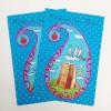 Почтовые авторские открытки Дины Али
